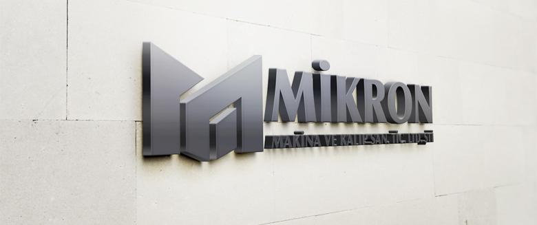 mikron-makina-logo